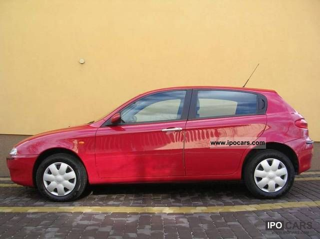 2004 alfa romeo 147 1 9 jtd progression 115 km climate. Black Bedroom Furniture Sets. Home Design Ideas