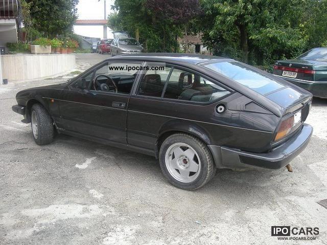 1984 Alfa Romeo  GTV 2.0 Sports car/Coupe Used vehicle photo