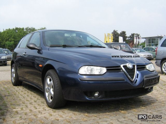 2001 Alfa Romeo  156 Sportwagon 1.8 Twin Spark Estate Car Used vehicle photo