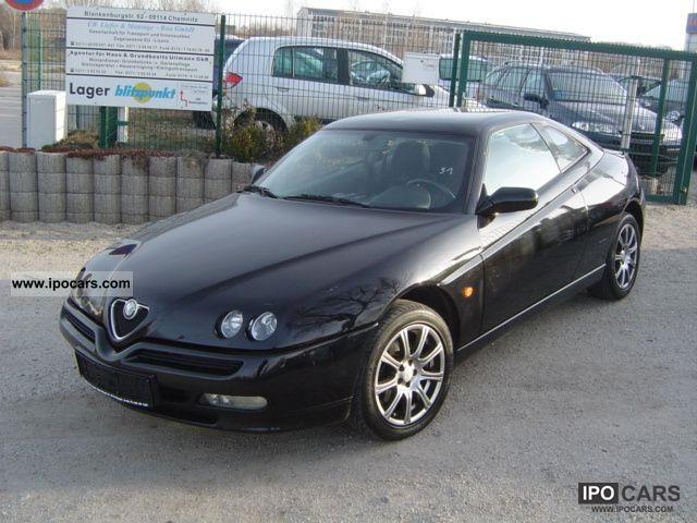2000 Alfa Romeo  GTV 1.8 Twin Spark, CLIMATE, ALUMINIUM! Cabrio / roadster Used vehicle photo