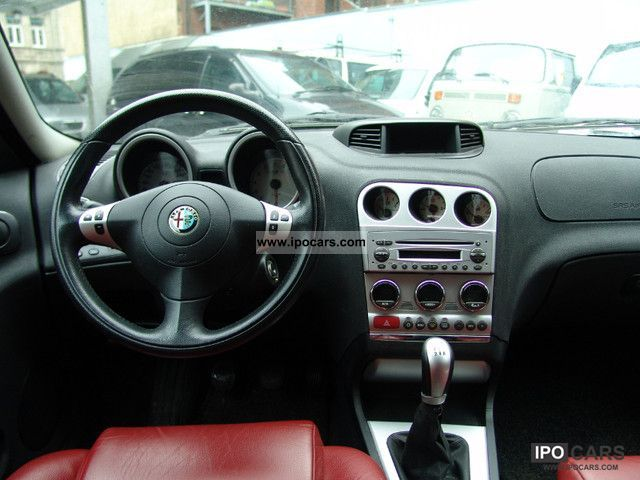 2015 alfa romeo 156 sportwagon 2 5 v6 car interior design. Black Bedroom Furniture Sets. Home Design Ideas