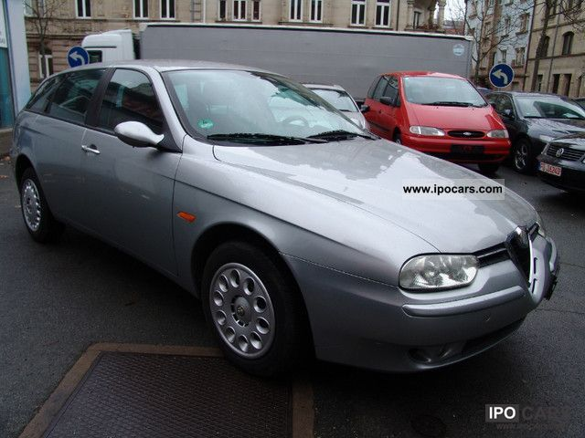 2002 alfa romeo 156 1 6 twin spark related infomation specifications weili automotive network. Black Bedroom Furniture Sets. Home Design Ideas