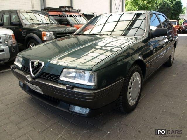 1993 Alfa Romeo  164 2.0i Twin Spark Super Cat Limousine Used vehicle photo