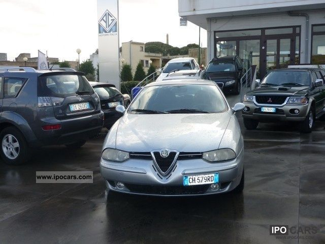 2003 Alfa Romeo  156 1.9 JTD SW progression cat Estate Car Used vehicle photo