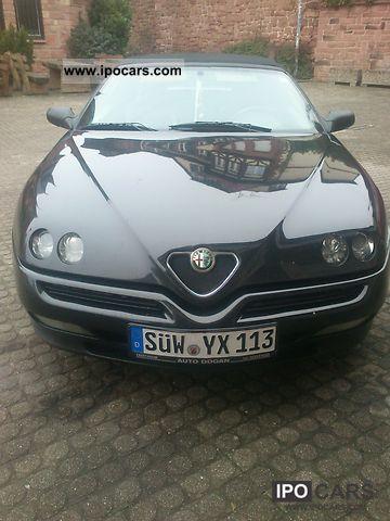 1998 Alfa Romeo  Alfa Spider 2.0 16V Twin Spark Cabrio / roadster Used vehicle photo