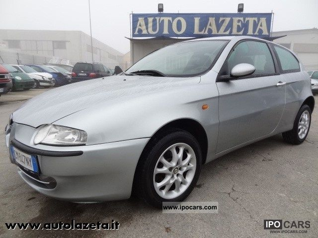 2004 alfa romeo 147 1 9 jtd 115 cv cat 3p progression car photo and specs. Black Bedroom Furniture Sets. Home Design Ideas
