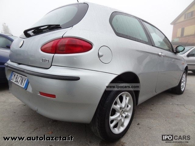 2004 alfa romeo 147 1 9 jtd 115 cv cat 3p progression. Black Bedroom Furniture Sets. Home Design Ideas