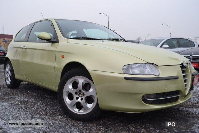 2000 Alfa Romeo  Alfa 147 fajna / Ładna / OKAZJA!! Other Used vehicle photo