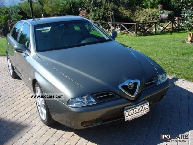 Alfa Romeo  166 3.0 V6 GAS ** A ** IMPIANTO 1998 Liquefied Petroleum Gas Cars (LPG, GPL, propane) photo
