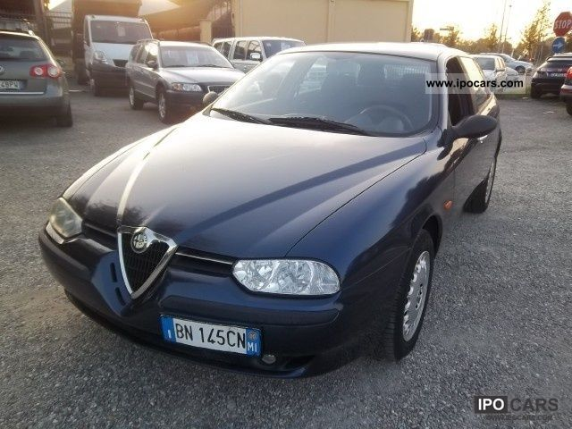 2000 Alfa Romeo  156 1.8i 16V T.S. SW progression cat Estate Car Used vehicle photo