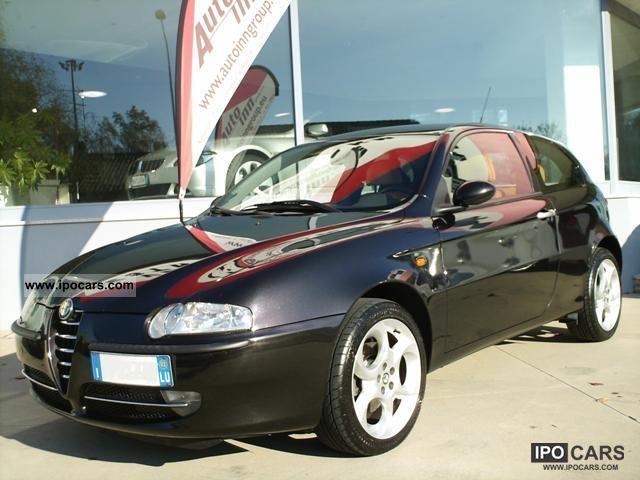 2002 Alfa Romeo  147 1.6 TS120CV 3pt. \ Limousine Used vehicle photo