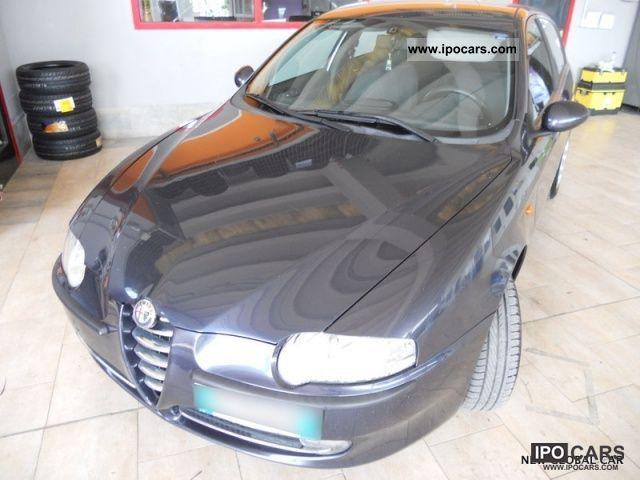 2003 Alfa Romeo  147 1.6 benzina Limousine Used vehicle photo