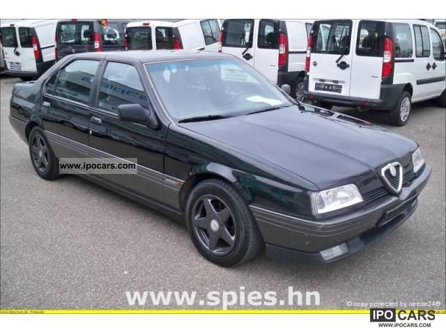Alfa Romeo  164 2.0 Twin Spark LPG Autogas 1996 Liquefied Petroleum Gas Cars (LPG, GPL, propane) photo
