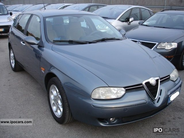 2003 Alfa Romeo  156 1.9 JTD SW cat Estate Car Used vehicle photo