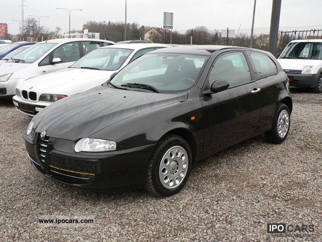 2004 Alfa Romeo  Alfa 147 KLIMA-SERW ISOWANY B.DOBRY-STAN Other Used vehicle photo
