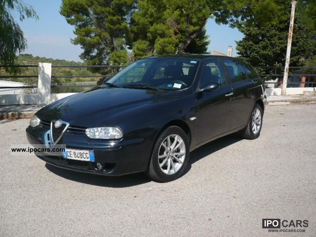 2003 Alfa Romeo  156 1.9 JTD Progression Estate Car Used vehicle photo