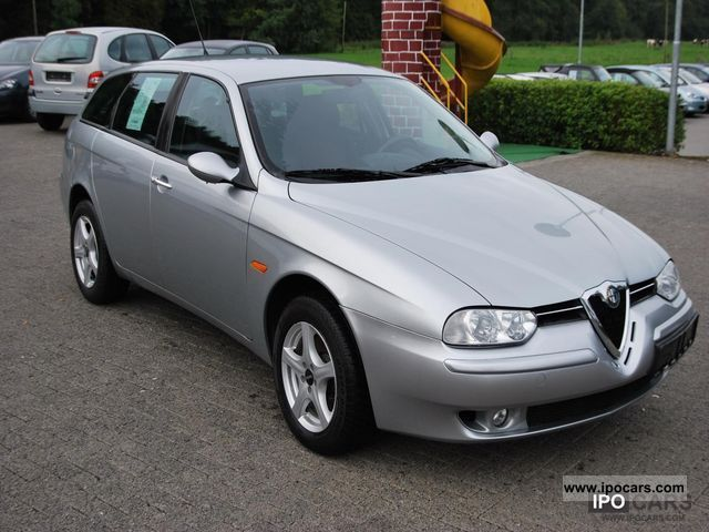 2003 Alfa Romeo  156 2.0 JTS Sportwagon Estate Car Used vehicle 			(business photo
