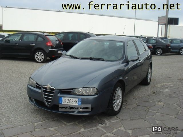 2003 Alfa Romeo  156 1.9 JTD 16V SW Distintctive Estate Car Used vehicle photo