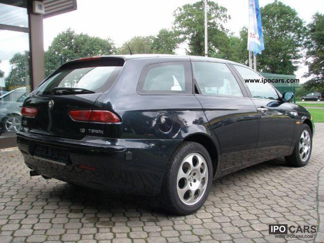 2002 alfa romeo alfa 156 sportwagon lpg gas system car photo and specs. Black Bedroom Furniture Sets. Home Design Ideas