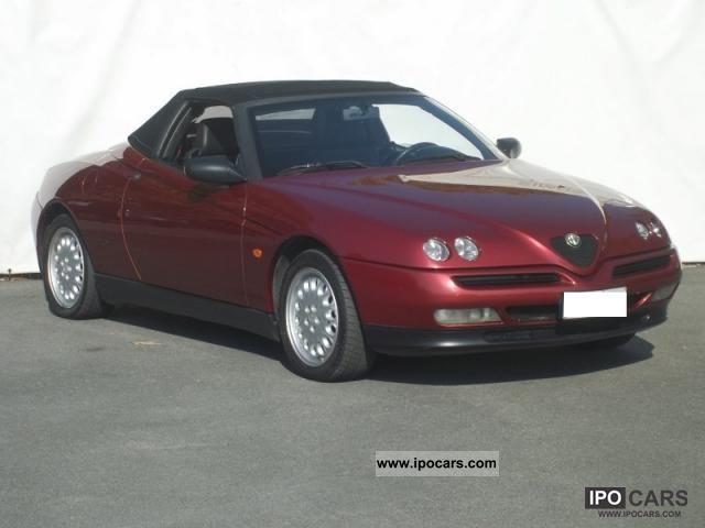 1997 Alfa Romeo  GTV Cabrio / roadster Used vehicle photo