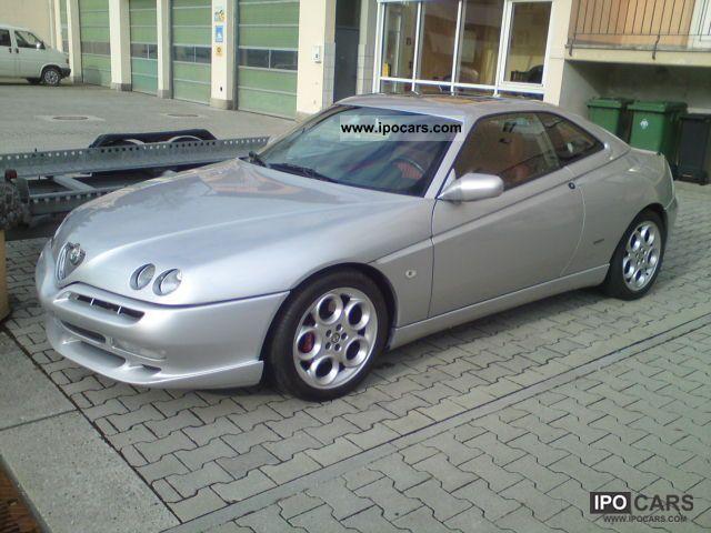 1999 Alfa Romeo  Alfa GTV 3.0 V6 24V L HU February 2014 Sports car/Coupe Used vehicle photo