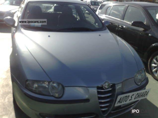 2002 Alfa Romeo  147 1.9 JTD 115CV DYSTINCTIVE 5pt. ANNO 2002 Limousine Used vehicle photo