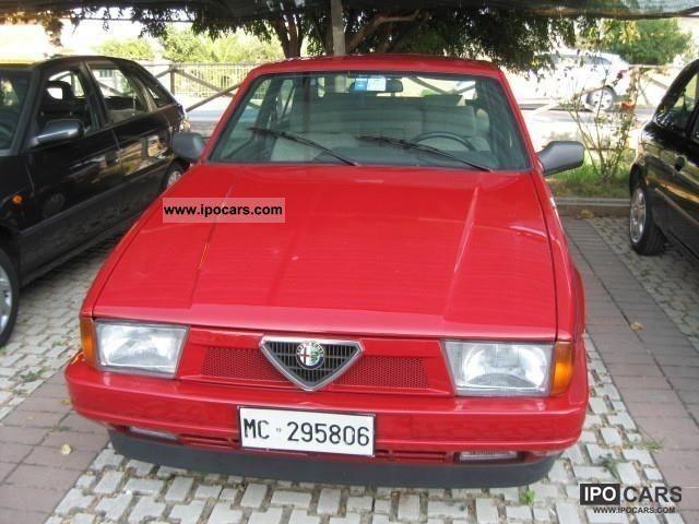 1988 alfa romeo alfa 75 1 6 car photo and specs opel kadett owners manual opel kadett 200is owners manual