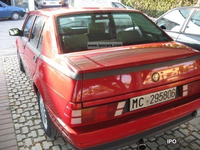 1988 alfa romeo alfa 75 1 6 car photo and specs opel kadett 200is owners manual opel manta repair manual