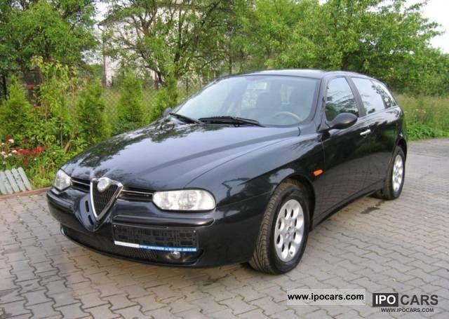 2002 Alfa Romeo  156 1.8 TS - piękna Estate Car Used vehicle photo