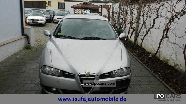 2005 Alfa Romeo  Alfa 156 Sportwagon 1.9 JTD 8V Distinctive Estate Car Used vehicle photo