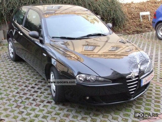 2005 Alfa Romeo  147-saver and racing! Limousine Used vehicle photo