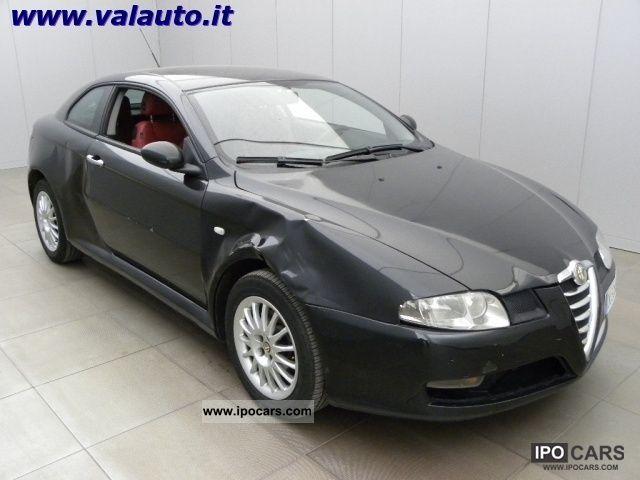 2007 Alfa Romeo  GT 1.9 JTDM DISTINCTIVE CV150 Since preparare!! Sports car/Coupe Used vehicle photo