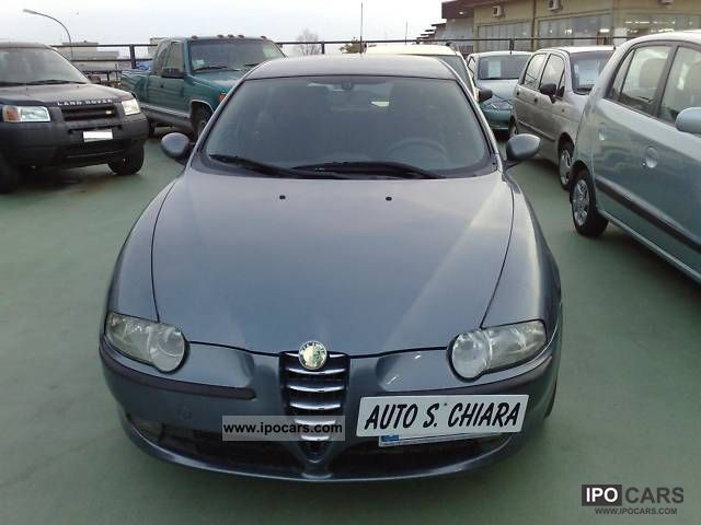 2004 alfa romeo 147 1 9 jtd 115cv progression 5 porte car photo and specs. Black Bedroom Furniture Sets. Home Design Ideas