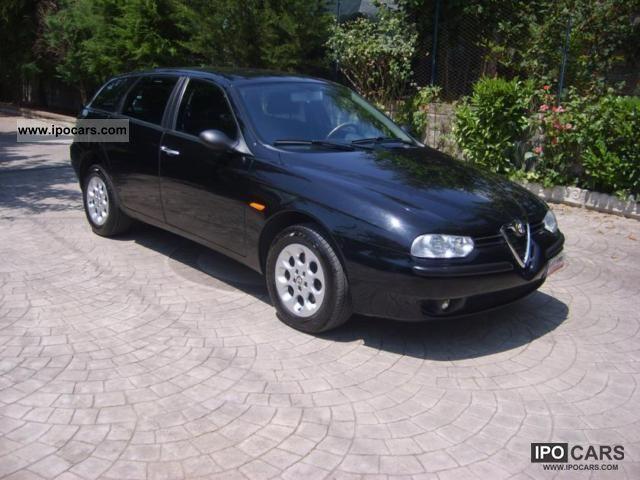 2001 Alfa Romeo  156 Sportwagon 1.8 16V T. SPARK DA VETRINA! Estate Car Used vehicle photo