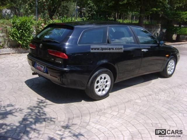 2001 alfa romeo 156 sportwagon 1 8 16v t spark da vetrina. Black Bedroom Furniture Sets. Home Design Ideas