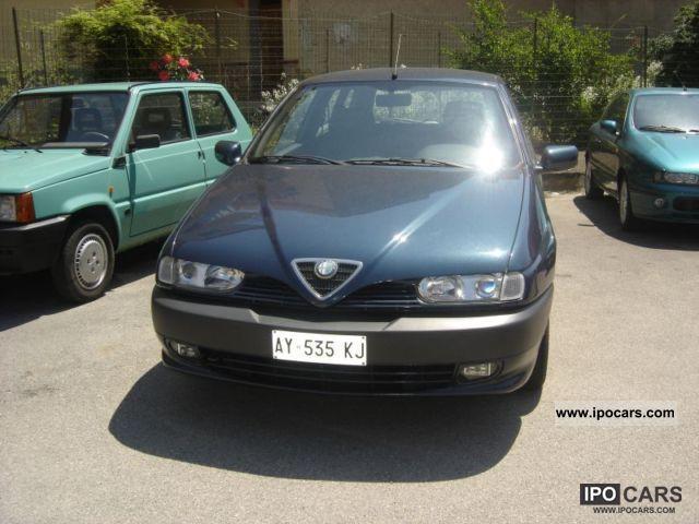 1999 Alfa Romeo  145 1.6 L Limousine Used vehicle photo