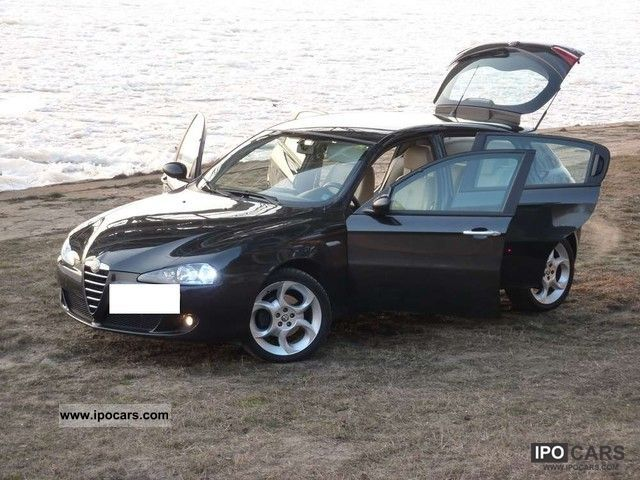 2006 alfa romeo alfa 147 1 6 twin spark eco eleganza gpl. Black Bedroom Furniture Sets. Home Design Ideas