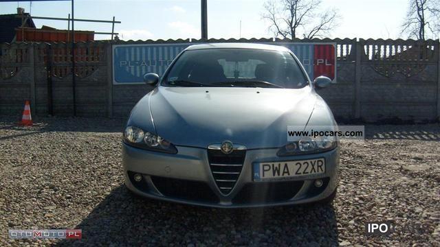 2004 Alfa Romeo  147 147 1.9 JTD 115 KM climate control Other Used vehicle photo