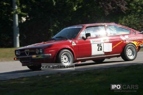 Alfa Romeo  Sprint 1979 Vintage, Classic and Old Cars photo