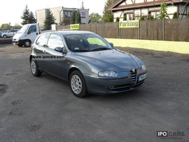 2004 Alfa Romeo  Alfa 147 BEZWYPADKO WY, 6-BIEGOWY, JTD Other Used vehicle photo