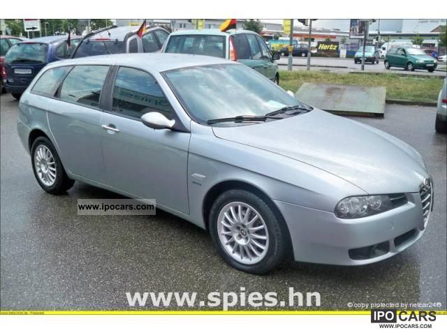2005 Alfa Romeo  156 Sportwagon 1.9 automatic climate control, alloy wheels, N Estate Car Used vehicle photo