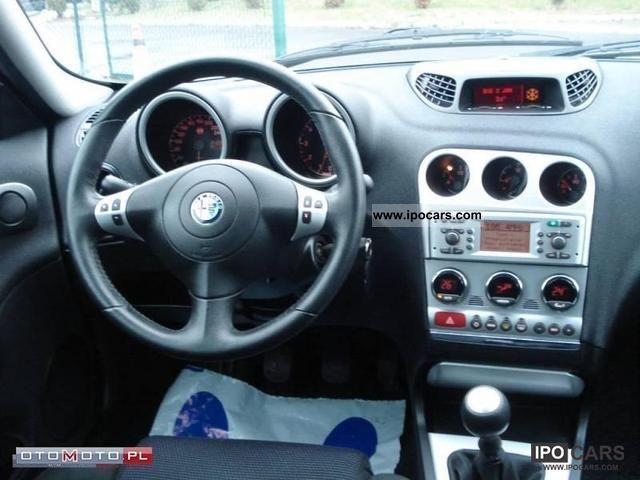 2004 Alfa Romeo 156 24 JTD 20V 175 Hp LIFT KLIMAT Car