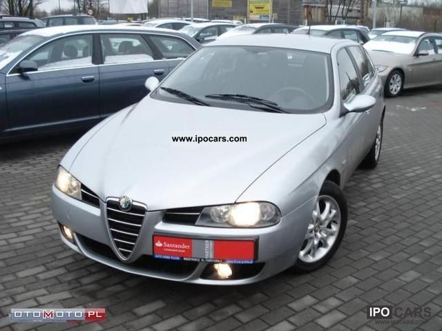 2004 Alfa Romeo  156 2.4 JTD 20V 175 hp LIFT KLIMAT Estate Car Used vehicle photo