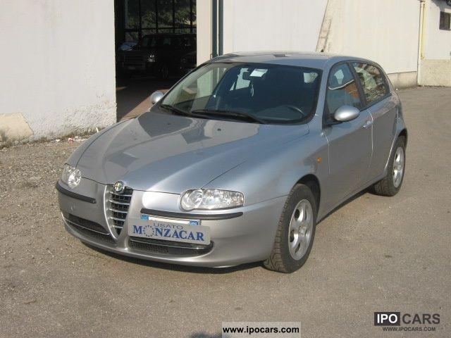 2004 Alfa Romeo  147 1.6 TS 16v 105cv progression 5p Other Used vehicle photo