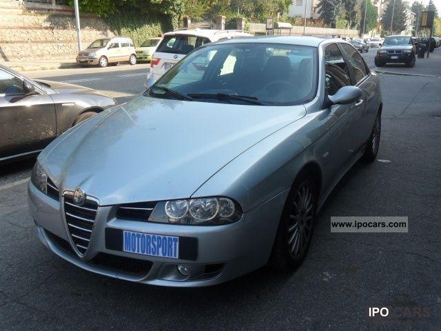 2004 Alfa Romeo  156 1.9 JTD Progression Limousine Used vehicle photo