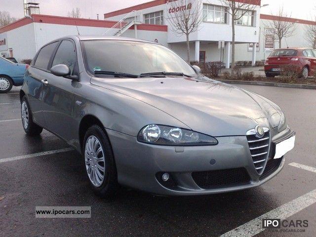 2006 Alfa Romeo  Alfa 147 JTDm Limousine Used vehicle photo
