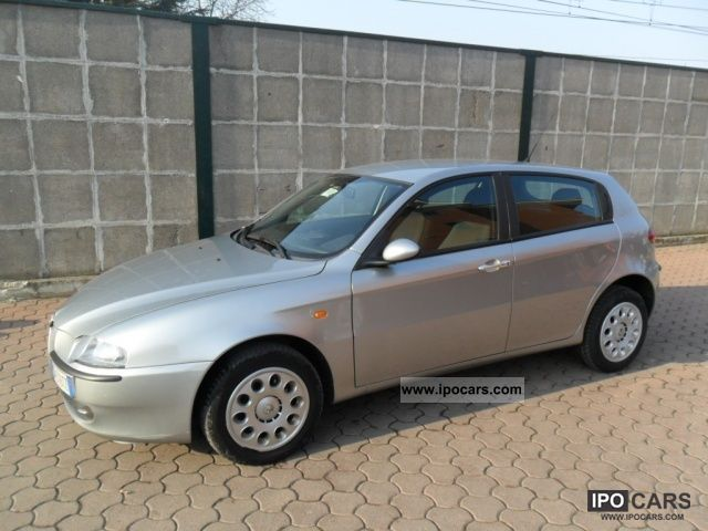 2004 alfa romeo 147 1 9 jtd 115 cv 5p progression km. Black Bedroom Furniture Sets. Home Design Ideas