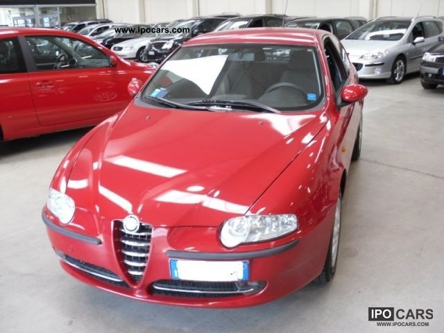 Alfa Romeo  147 1.6i 16V T.S. (105 CV) cat 5p. Connect 2004 Liquefied Petroleum Gas Cars (LPG, GPL, propane) photo