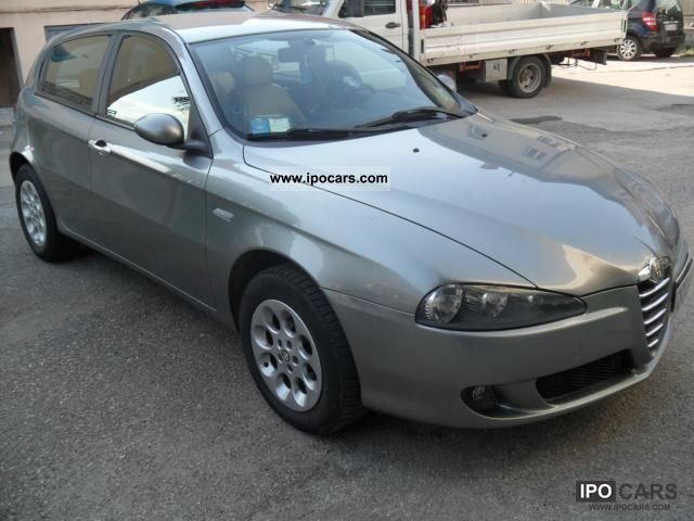 2005 alfa romeo 147 1 9 jtd m jet prezzo trattabile car. Black Bedroom Furniture Sets. Home Design Ideas