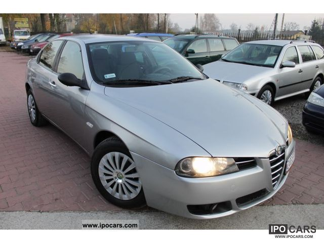 2007 Alfa Romeo  LIFT = 156 = 2.4 JTD DIESEL SEDAN =! Limousine Used vehicle photo